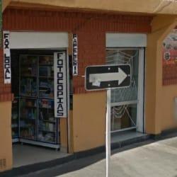 Fotocopias Papelería Carrera 25 en Bogotá