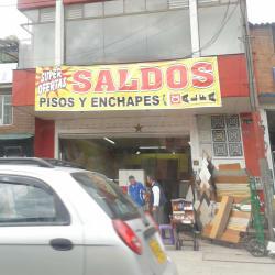 Alfa Avenida 68 en Bogotá