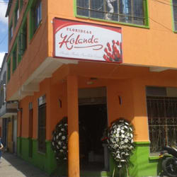 Florideas Holanda en Bogotá
