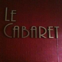 Le Cabaret en Bogotá
