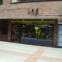 Electro Cerraduras Sierra  en Bogotá