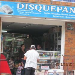 Disquepan en Bogotá