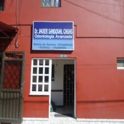 Dr. Javier Sandoval Casas en Bogotá
