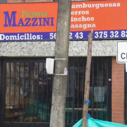 Pizzería Mazzini en Bogotá