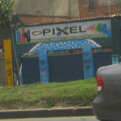 Pixel Calle 28 en Bogotá