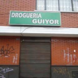 Droguería Guiyor en Bogotá