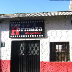 Foto Hormaza en Bogotá