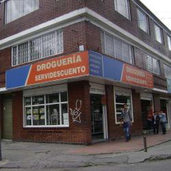 Droguería Servidescuento  en Bogotá