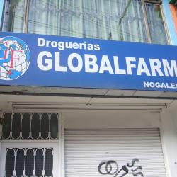 Droguerías Globalfarma Nogales 2 en Bogotá