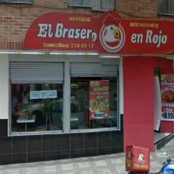 El Brasero en Rojo en Bogotá