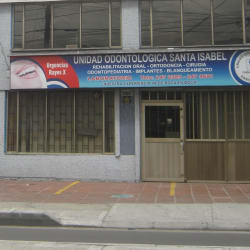 Unidad Odontológica Santa Isabel en Bogotá