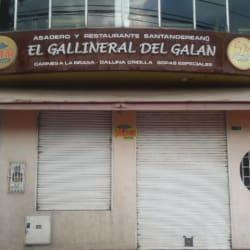 El Gallineral del Galan en Bogotá