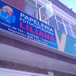 Papelería Fotocopiadora Liliana en Bogotá
