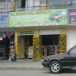 El Mundo del Soporte en Bogotá