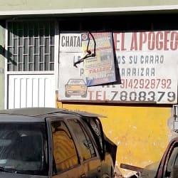 El Apogeo en Bogotá