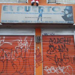 Dotaciones El Puerto Ltda en Bogotá
