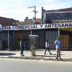 Galería Comercial y Artesanal en Bogotá