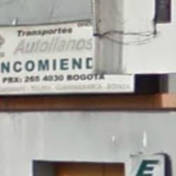 Transportes Autollanos en Bogotá