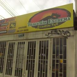 Tracción Extrema en Bogotá