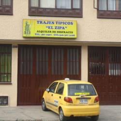 Trajes Típicos El Zipa en Bogotá