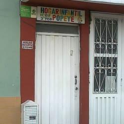 Hogar Infantil Popeye en Bogotá