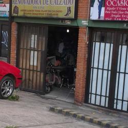 Renovadora De Calzado On Line en Bogotá