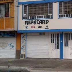 Repacard en Bogotá