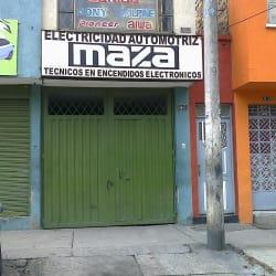 Electricidad Automotriz Maza en Bogotá
