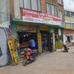Tornillos y Empaques La Unión en Bogotá
