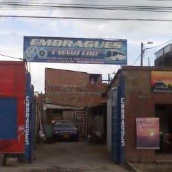 Embragues Fomotor en Bogotá