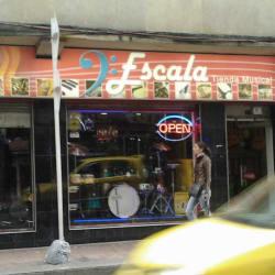 Escala en Bogotá