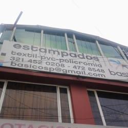 Estampados Básico Screen en Bogotá