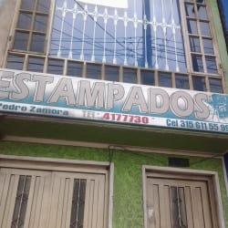 Estampados Pedro Zamora en Bogotá