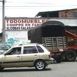 Todomuebles en Bogotá