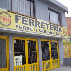 Ferretería Ferre H Sanchez S.A.S en Bogotá