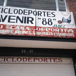 Ciclodeportes Evenir 88 en Bogotá