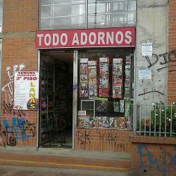 Todo Adornos en Bogotá