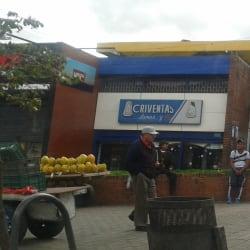 Criventas Lanas y Punto en Bogotá