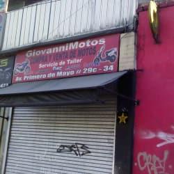 Giovanni Motos en Bogotá