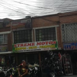 Xtreme Motos en Bogotá