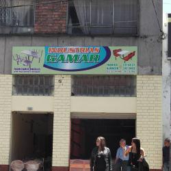 Industrias Gamar en Bogotá