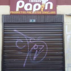 Tiendas Papin en Bogotá