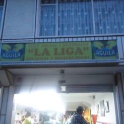 La Liga en Bogotá