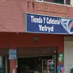 Tienda y Cafetería Yefryd en Bogotá
