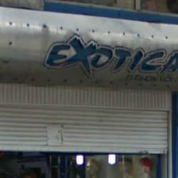 Exotica en Bogotá