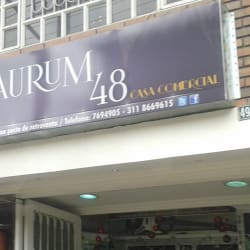 Aurum 48 en Bogotá