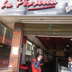 La Pizzería en Bogotá