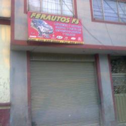 Ferautos F3 en Bogotá