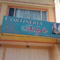 Cortinería Mafe en Bogotá