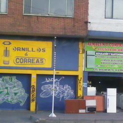 Tornillos y Correas en Bogotá